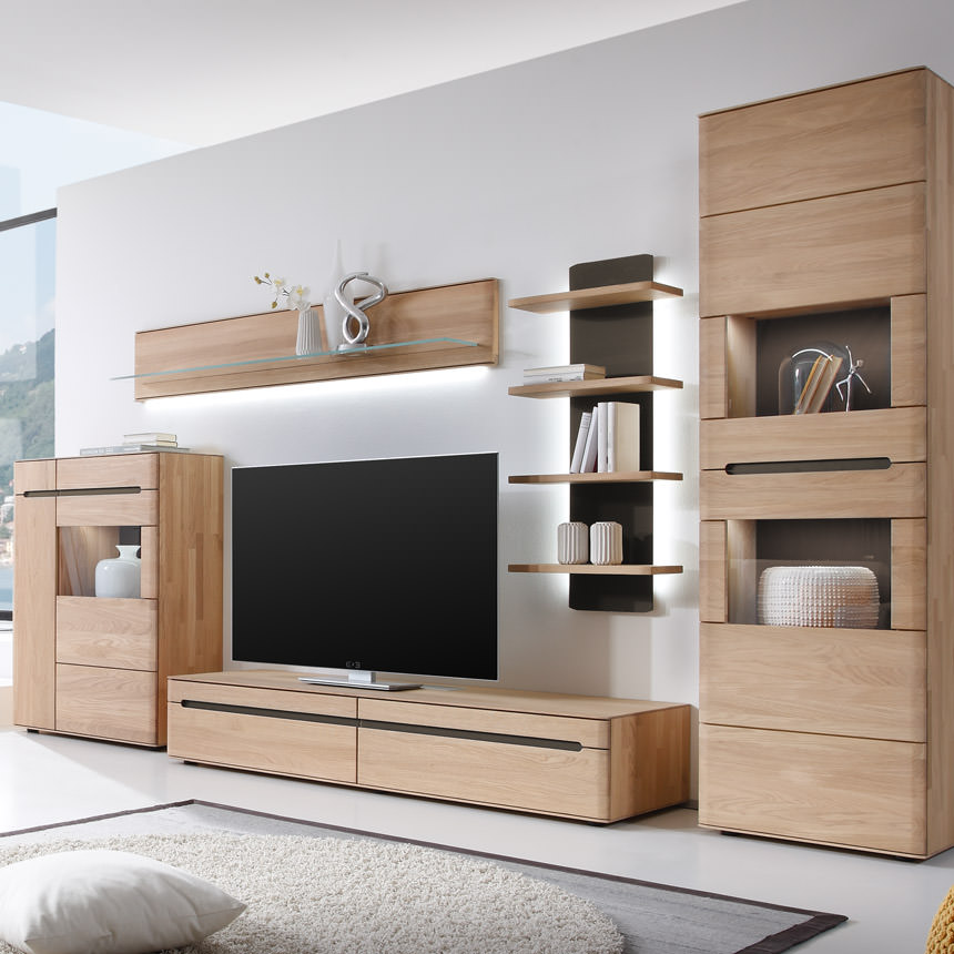 gesundes wohnen mit massivholzm beln. Black Bedroom Furniture Sets. Home Design Ideas