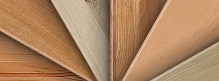 Massivholzmöbel Holzarten