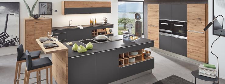 massivholzk chen die appetit machen. Black Bedroom Furniture Sets. Home Design Ideas