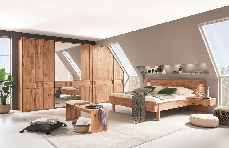 Massivholz Schlafzimmer Von Incasa Massivholzmoebel De